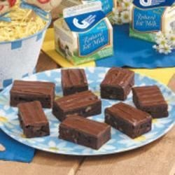 Photo of Frosted Cake Brownies by Mary  Fox