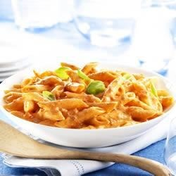 Creamy PHILLY Rose Penne Recipe