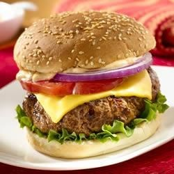 Chipotle Cheeseburger Recipe