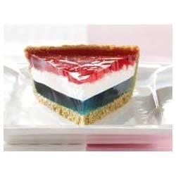 JELL-O(R) Easy Patriotic Pie Recipe