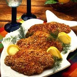Lemon Fish Bake