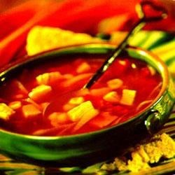 Photo of Chicken and Hominy Soup by Ortega®