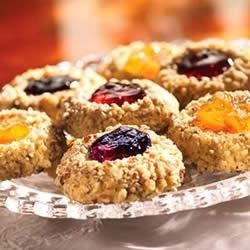 Classic Thumbprint Cookies Recipe