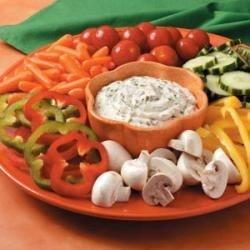 Photo of Fresh Herb Dip by Mitzi  Sentiff