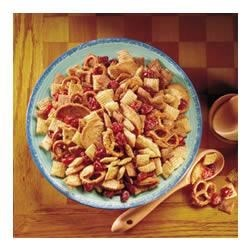 Photo of Crunchy Cherry Party Mix by The Cherry Marketing Institute