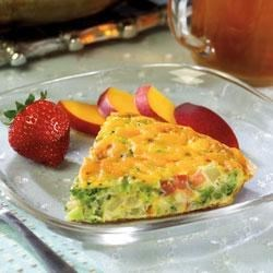Broccoli Frittata Recipe