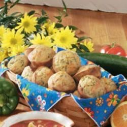 Photo of Spinach Corn Muffins by Jane  Shapton