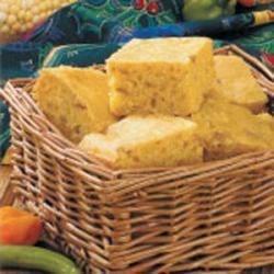 Photo of Southwestern Corn Bread by Tena  Edyvean