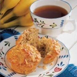 Photo of Banana Apple Muffins by Alice  Muradliyan
