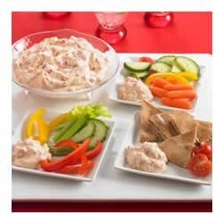 Worcestershire and Roasted Red Pepper Dip Recipe