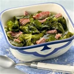 Southern as You Can Get Collard Greens Recipe