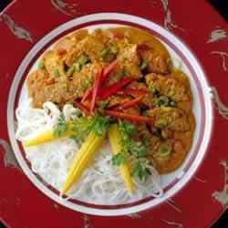 Black Thai Pork Recipe