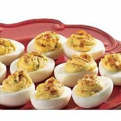 McCormick's Delicious Deviled Eggs Recipe