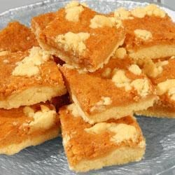 Chewy Caramel Bars Recipe