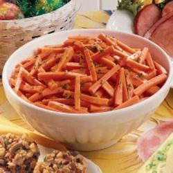 Photo of Cottontail Carrots by Taste of Home Test Kitchen