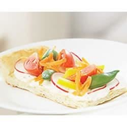 PHILLY Spring Veggie Pizza Recipe