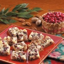 Photo of Coconut Cranberry Bars by Dolly  McDonald