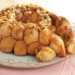 Caramel Monkey Bread