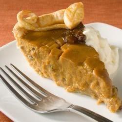 Thanksgiving Mincemeat Pie Recipe