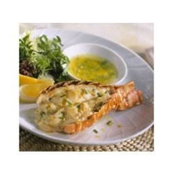 Lobster Tails with Chive Butter Recipe