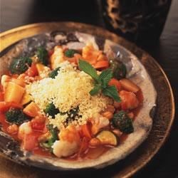 Couscous Moroccan Stew Recipe