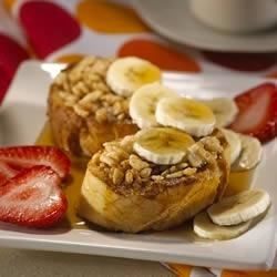 Photo of Baked Cinnamon French Toast by Kellogg's® Rice Krispies®