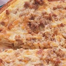 Photo of Breakfast Pizza by Taste of Home's Fast Family Favorites