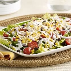 Photo of Southwest Salad by KRAFT Shredded Cheese