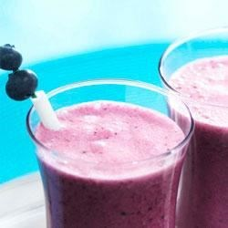 Photo of Blueberry Smoothies by Ocean Spray
