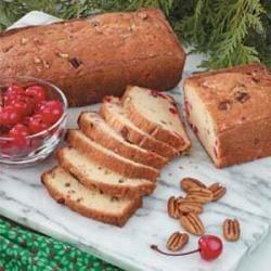Photo of Cherry Nut Bread by Melissa  Gentner