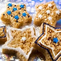 KELLOGG'S* RICE KRISPIES* Stars Recipe