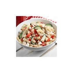 Photo of BUSH'S® Olive This Bean Pasta Salad by Bush's Beans