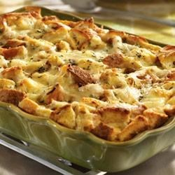 French Onion Turkey Casserole Recipe