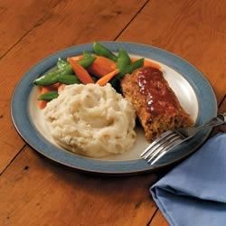 Simply Potatoes(R) Meatloaf Recipe