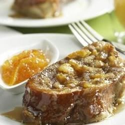 Orange Marmalade French Toast Casserole