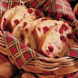 Photo of Cranberry Nut Bread by Dawn  Lowenstein