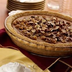 Photo of Candied Hazelnut Pumpkin Pie by Real Butter