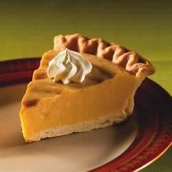 Photo of Dreamy Apple Butter Pumpkin Pie by MUSSELMAN'S® Apple Sauce & Apple Butter