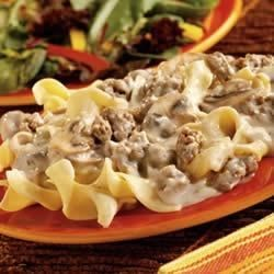Photo of Sausage Stroganoff by Bob Evans®
