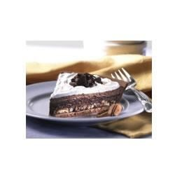 Decadent Triple Layer Mud Pie