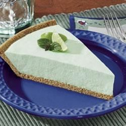 5 Minute - Key Lime Pie Recipe