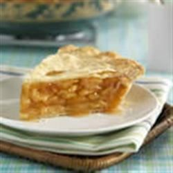 Nostalgic Apple Pie