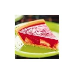Photo of Strawberry JELL-O® Pie by JELL-O