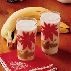 Photo of Banana Milk Drink by Jeanne  Brown