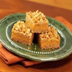Pumpkin Pie Bars by EAGLE BRAND(r) Recipe