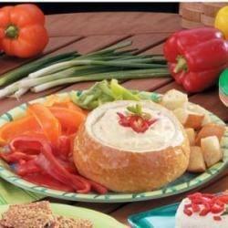 Photo of Bread Bowl Fondue by June  Mullins