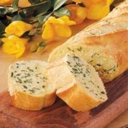 Photo of Chive Garlic Bread by Kim  Orr