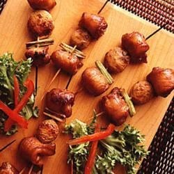 Appetizer Chicken Kabobs
