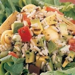 Photo of Special Wild Rice Salad by Taste of Home's Fast Family Favorites