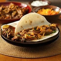 Slow Cooker Carnitas from Old El Paso(R) |